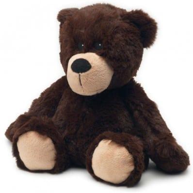INTELEX - Plush Microwaveable warmer | Brown bear