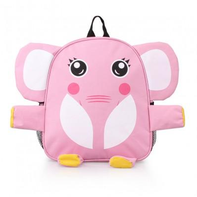 C2BB - Girls children backpack schoolbag | Elephant