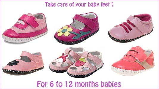 Baby first step shoes